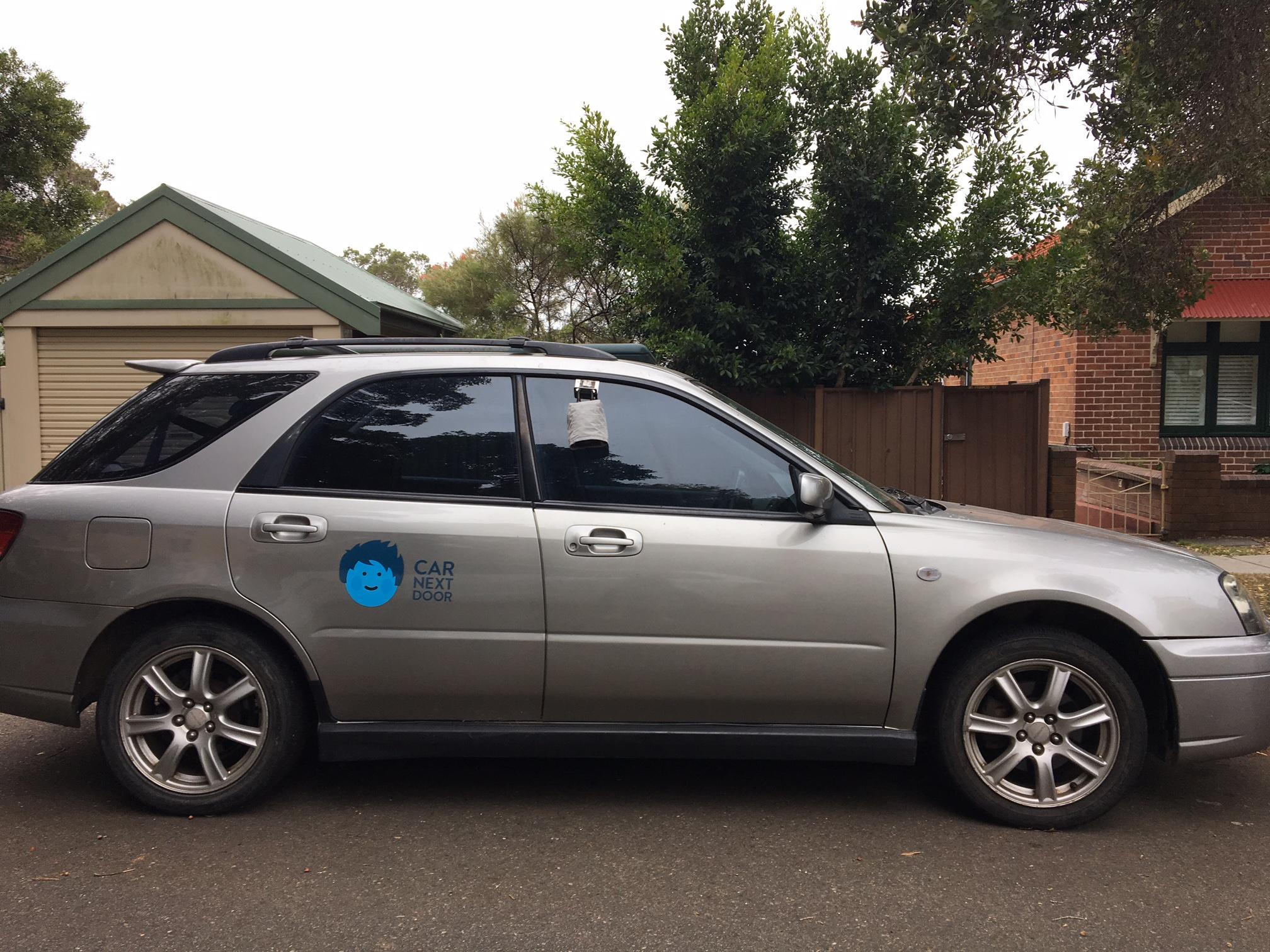 Picture of Rachel's 2005 Subaru Impreza