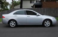 Picture of Susan's 2004 Honda Accord Euro