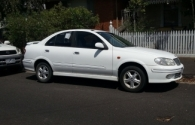 Picture of Bec's 2001 Nissan Pulsar