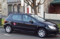 Picture of Jane's 2005 Peugeot 307