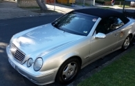 Picture of Tai's 2002 Mercedes Benz CLK230