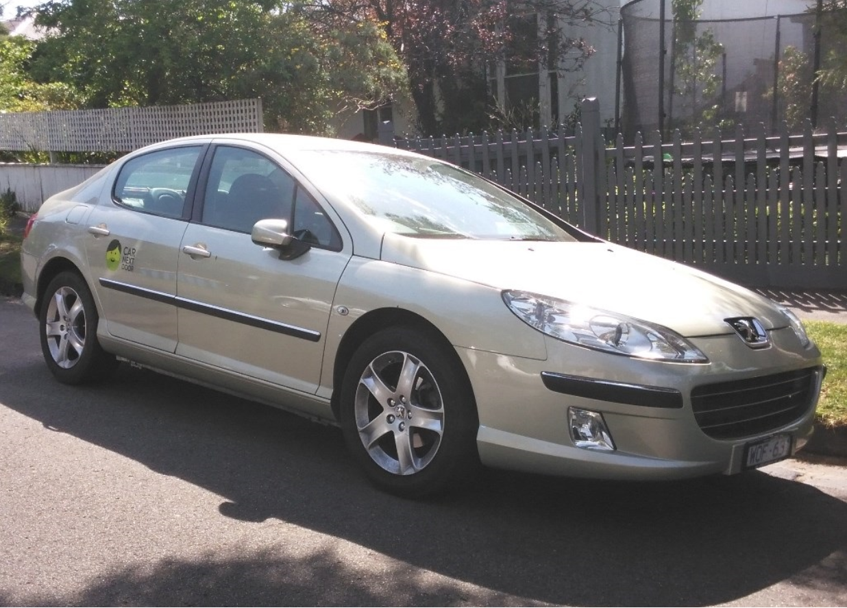 Picture of Unni's 2008 Peugeot 407