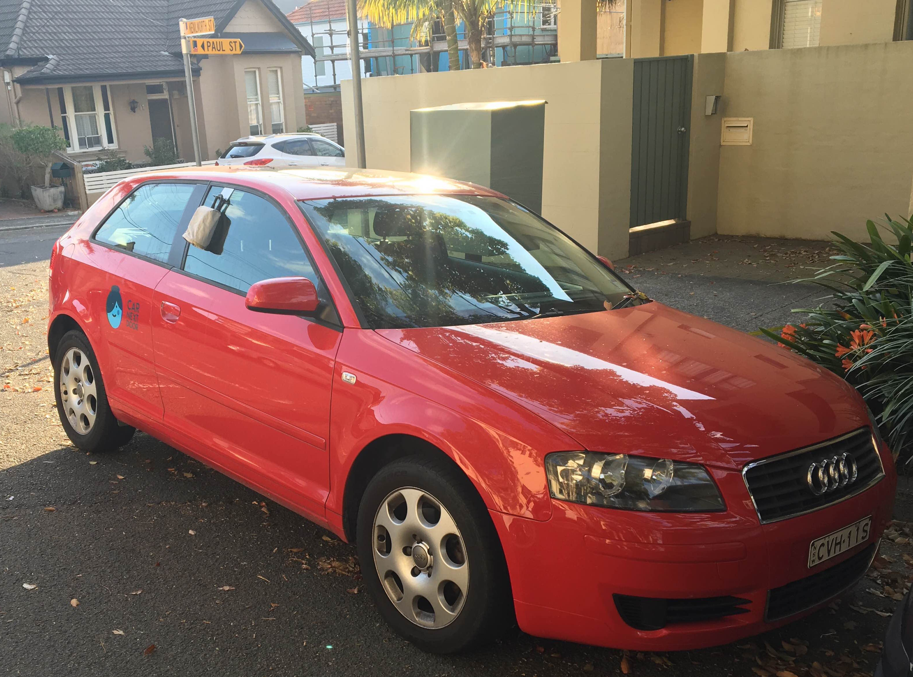 Picture of Jason's 2004 Audi A3
