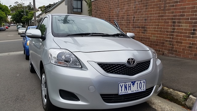 Picture of Samir's 2011 Toyota Yaris