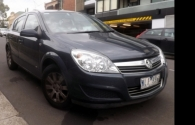 Picture of Russell's 2008 Holden Astra