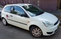 Picture of Rose's 2004 Ford Fiesta