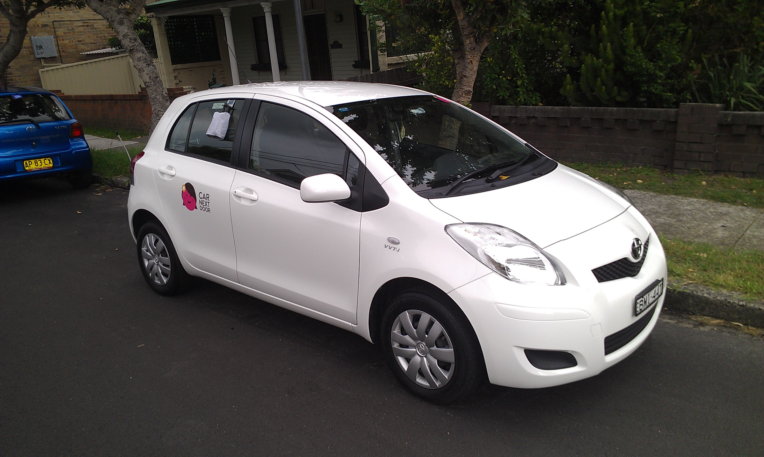 Picture of Laura's 2009 Toyota Yaris