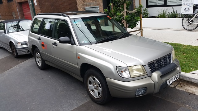 Picture of Suze's 2000 Subaru Forester
