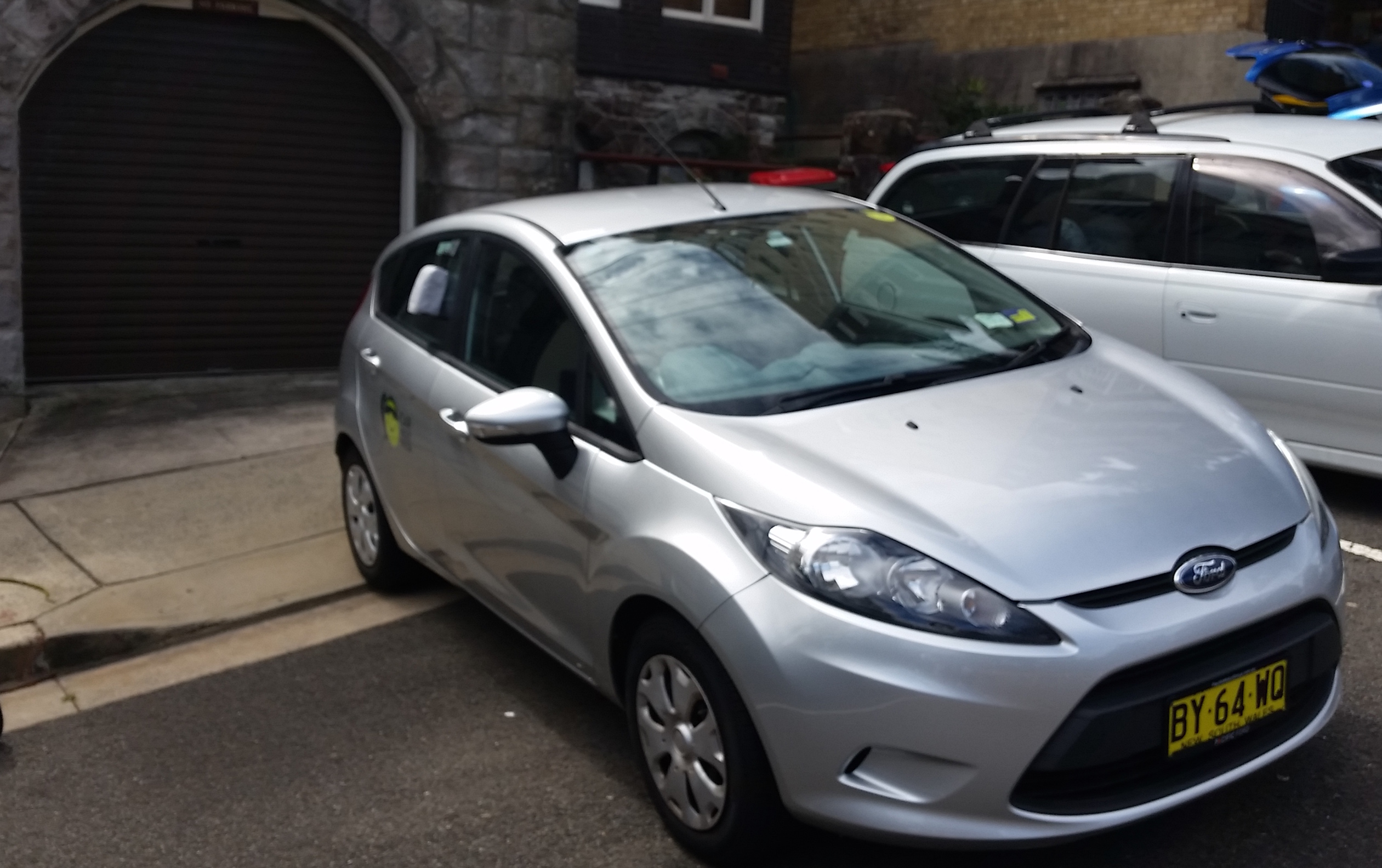 Picture of Kate's 2009 Ford Fiesta