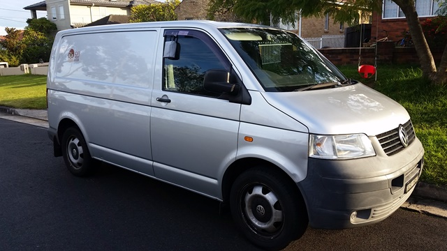 Picture of Matthew's 2004 Volkswagen Transporter