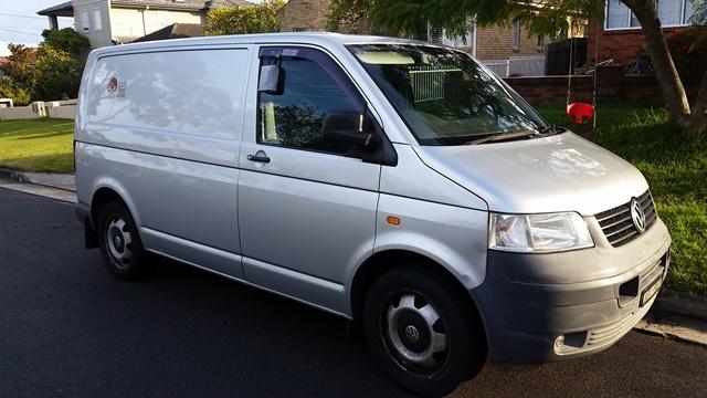 Picture of Matthew's 2004 Volkswagen Transporter