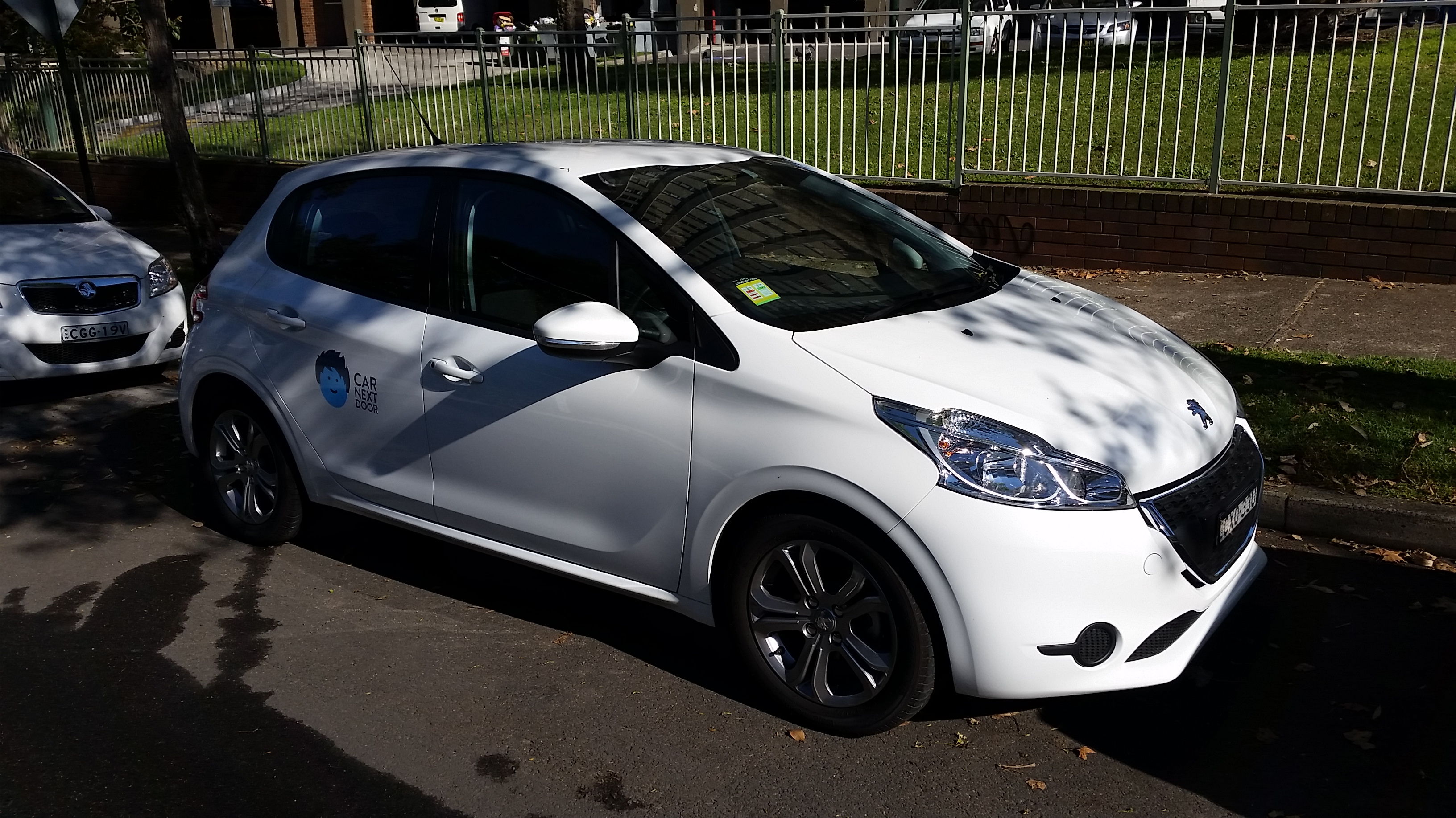 Picture of Jan's 2015 Peugeot 208