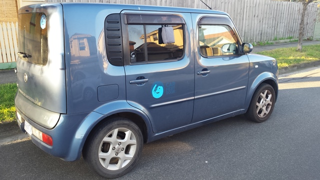 Picture of Andrew's 2005 Nissan Cube