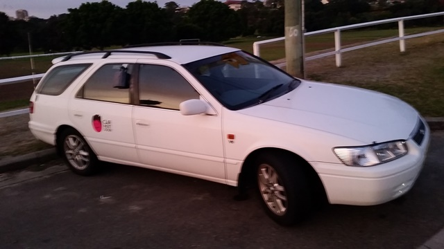 Picture of Des' 2001 Toyota Camry