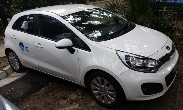 Picture of Michael's 2014 Kia Rio
