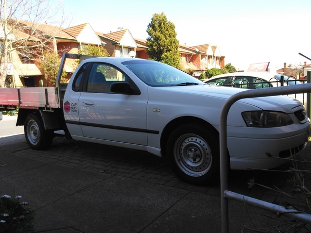 Picture of Robert's 2005 Ford Falcon BA