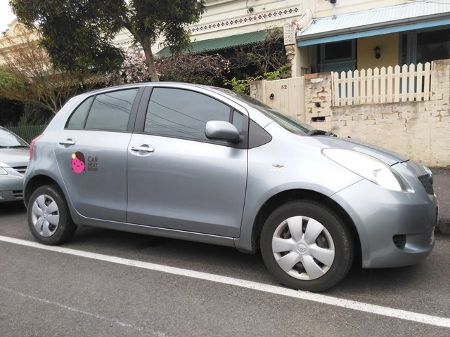 Picture of Maude's 2007 Toyota Yaris