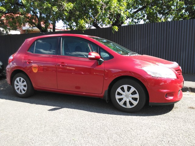 Picture of Sally's 2009 Toyota Corolla