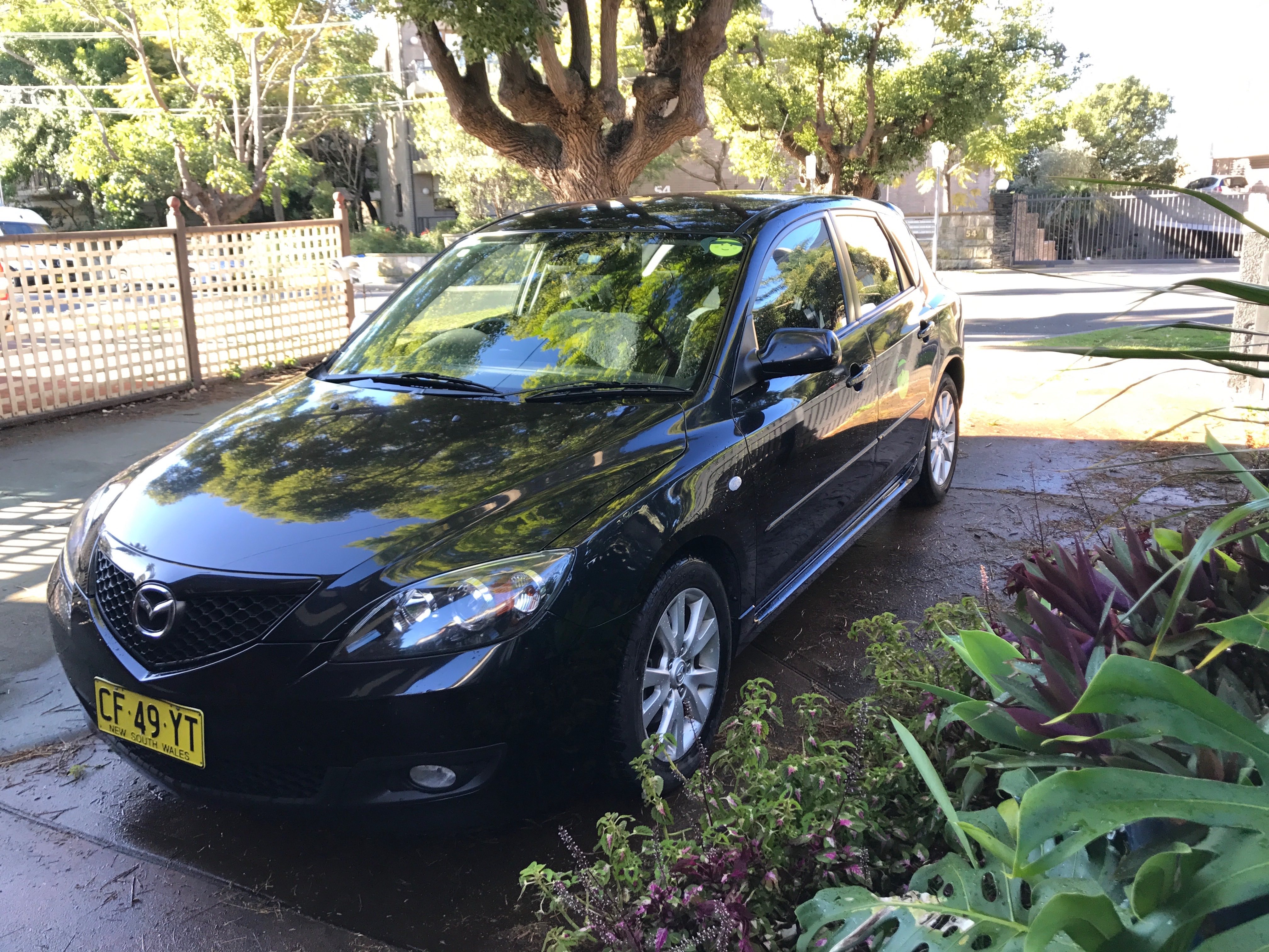 Picture of Jye's 2007 Mazda 3