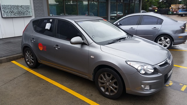 Picture of Melinda's 2010 Hyundai i30
