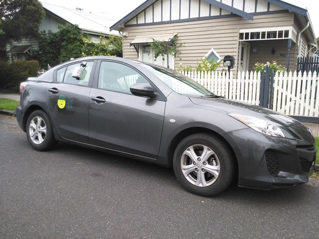 Picture of Timothy's 2012 Mazda 3