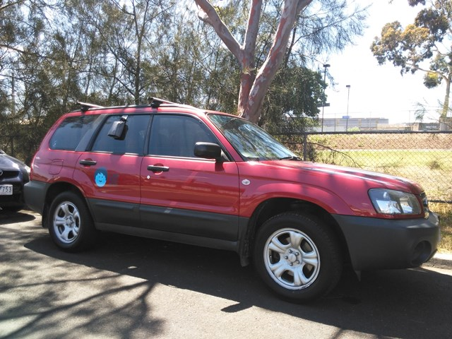 Picture of Thomas' 2004 Subaru Forester