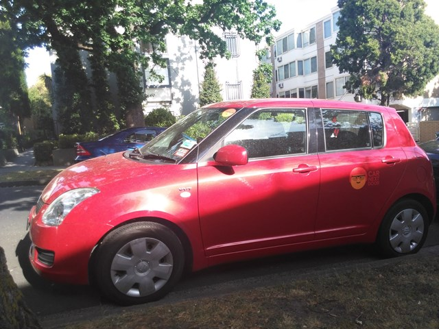 Picture of Kim's 2008 Suzuki Swift
