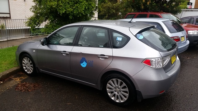 Picture of Samuel's 2008 Subaru Impreza