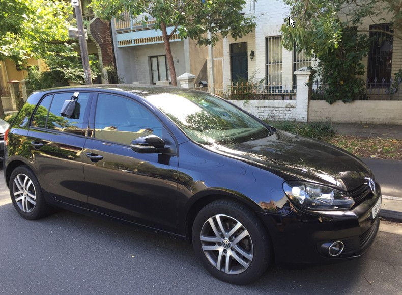 Picture of Rommero's 2011 Volkswagen Golf
