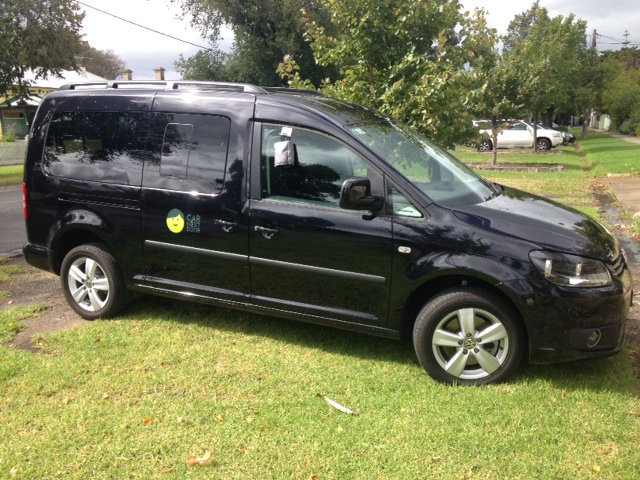 Picture of Bruce's 2015 Volkswagen Caddy