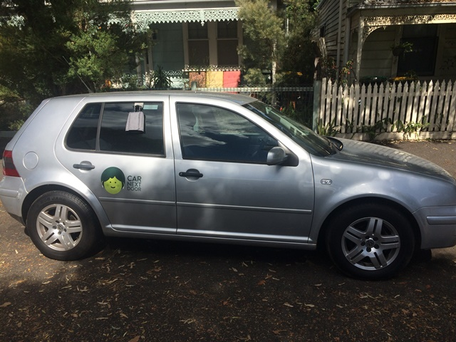 Picture of Ben's 2003 Volkswagen Golf