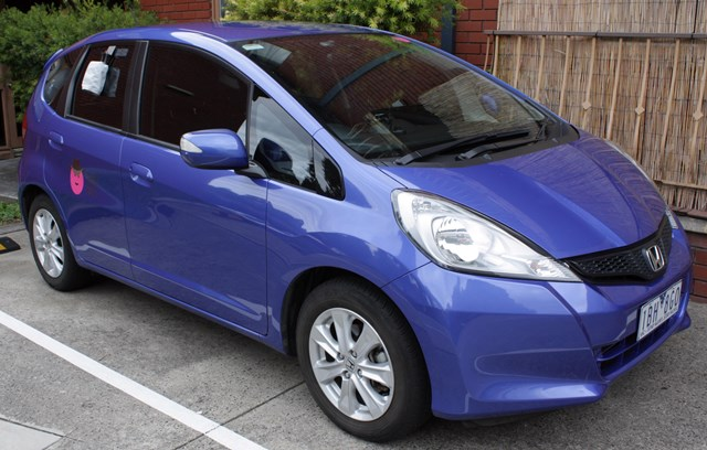 Picture of Alis' 2013 Honda Jazz Vibe