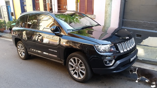 Picture of Isabelle's 2015 Jeep Compass