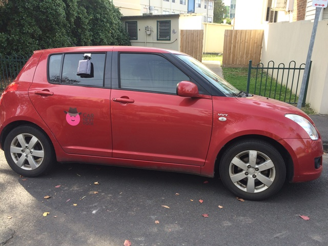 Picture of Jessica's 2008 Suzuki Swift