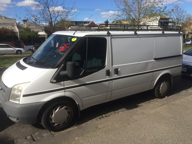 Picture of Christopher's 2009 Ford Transit
