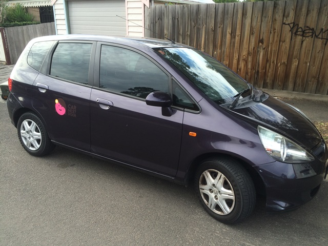 Picture of Michael's 2007 Honda Jazz