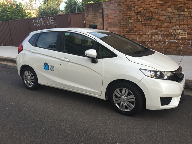 Picture of Sam's 2015 Honda Jazz