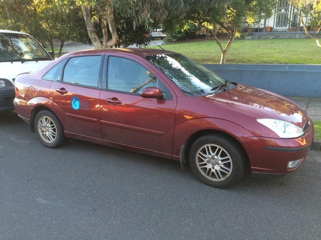 Picture of William's 2002 Ford Focus