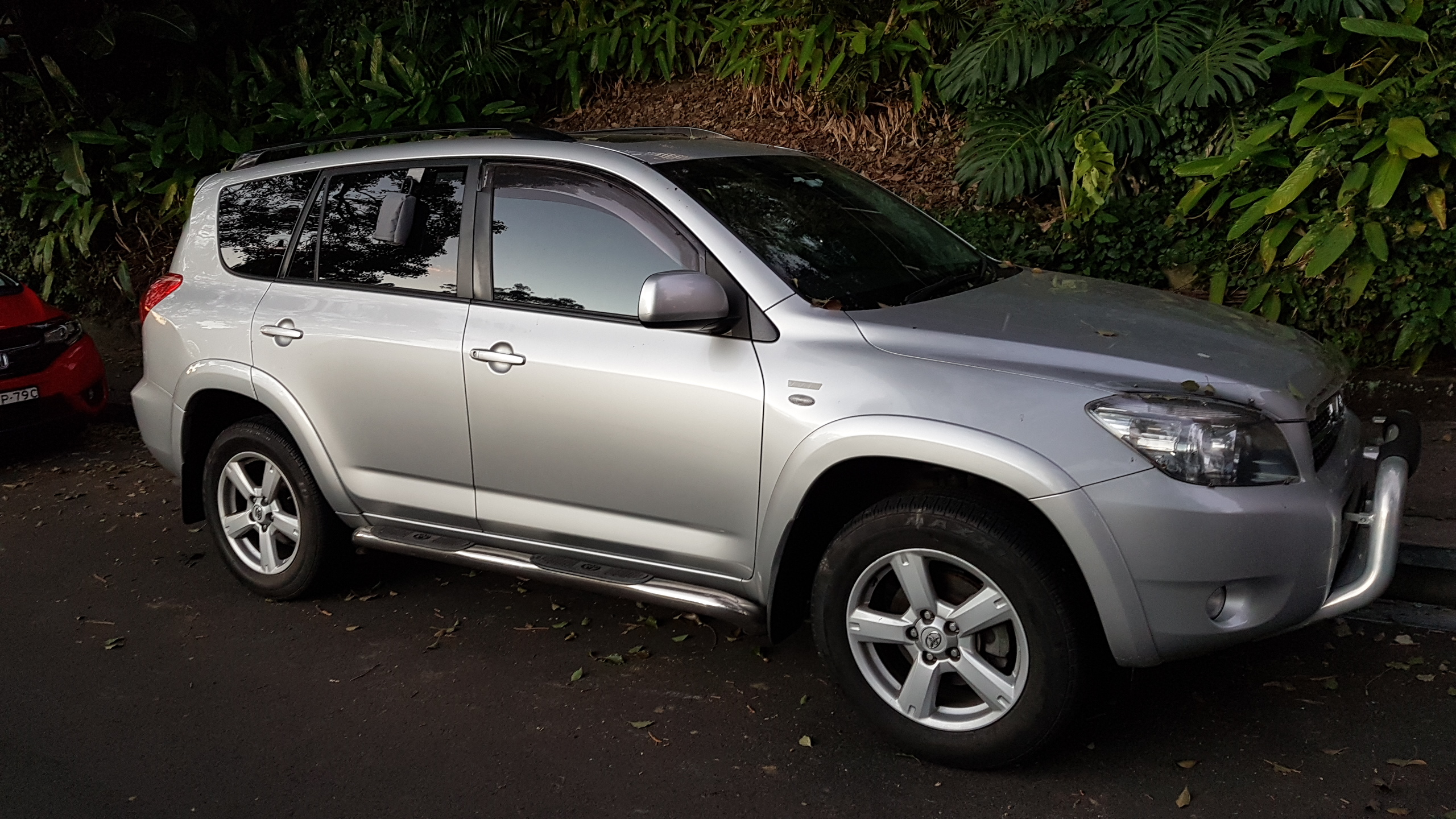 Picture of Jacqueline's 2008 Toyota RAV4