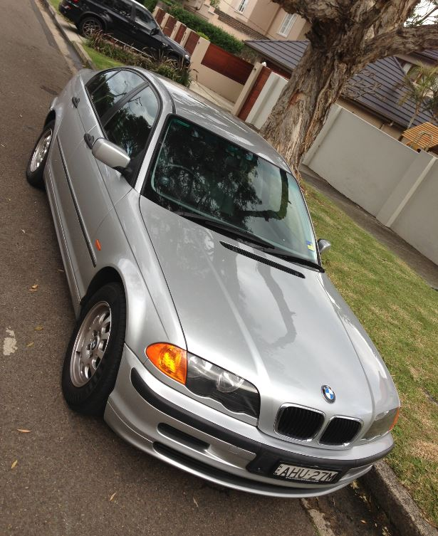 Picture of Megan's 1999 BMW 3 Series