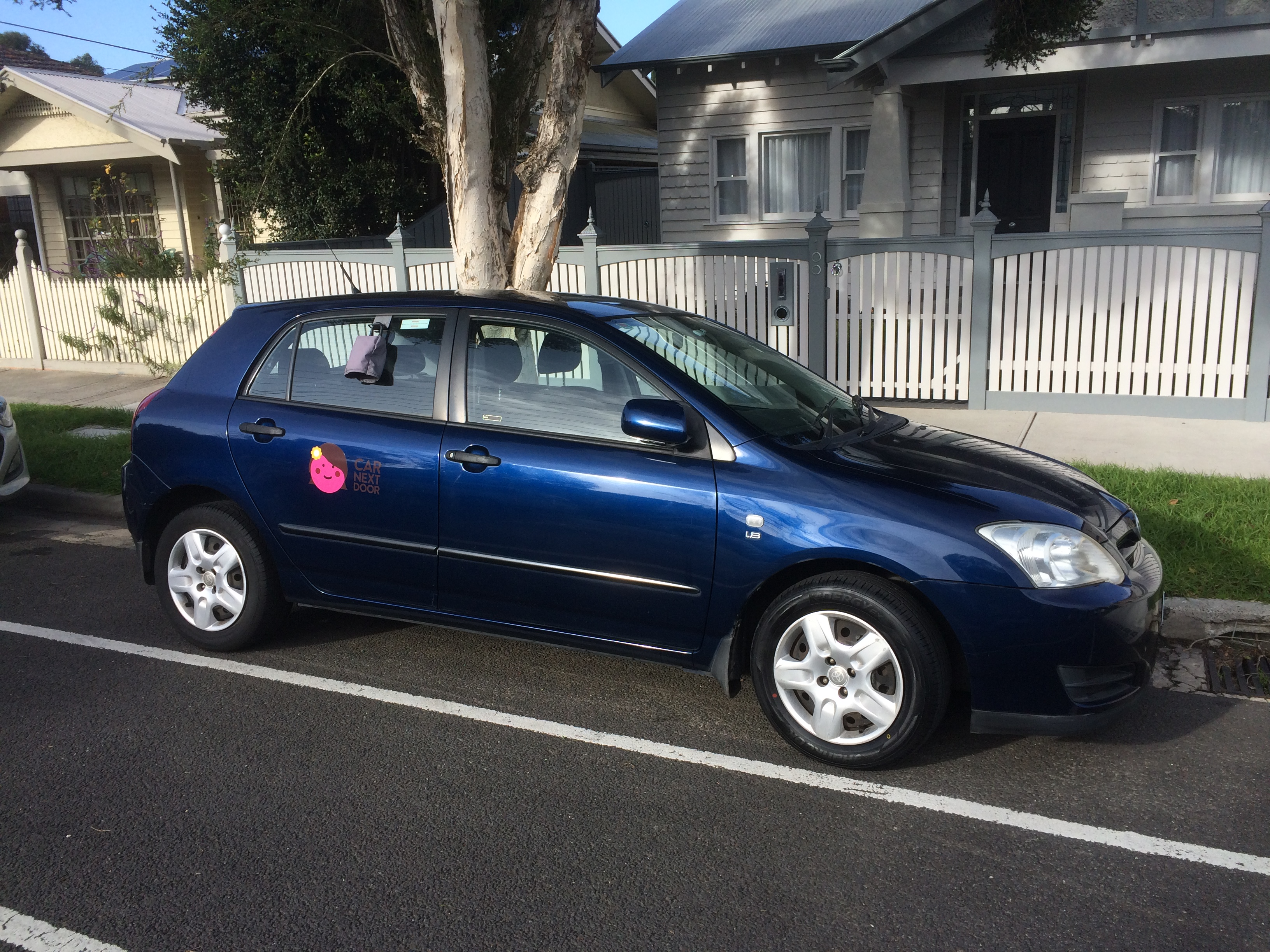Picture of Mesha's 2006 Toyota Corolla Ascent Hatchback