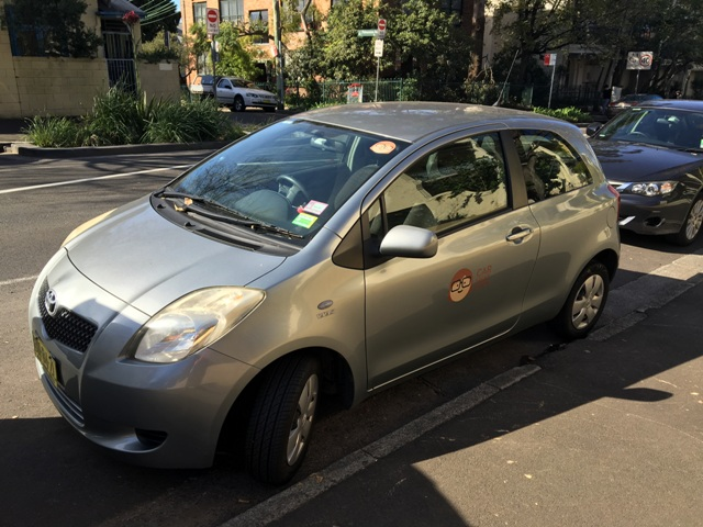 Picture of Jacquelyn's 2008 Toyota Yaris