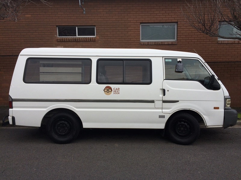 Picture of Daniel's 2000 Ford Econovan