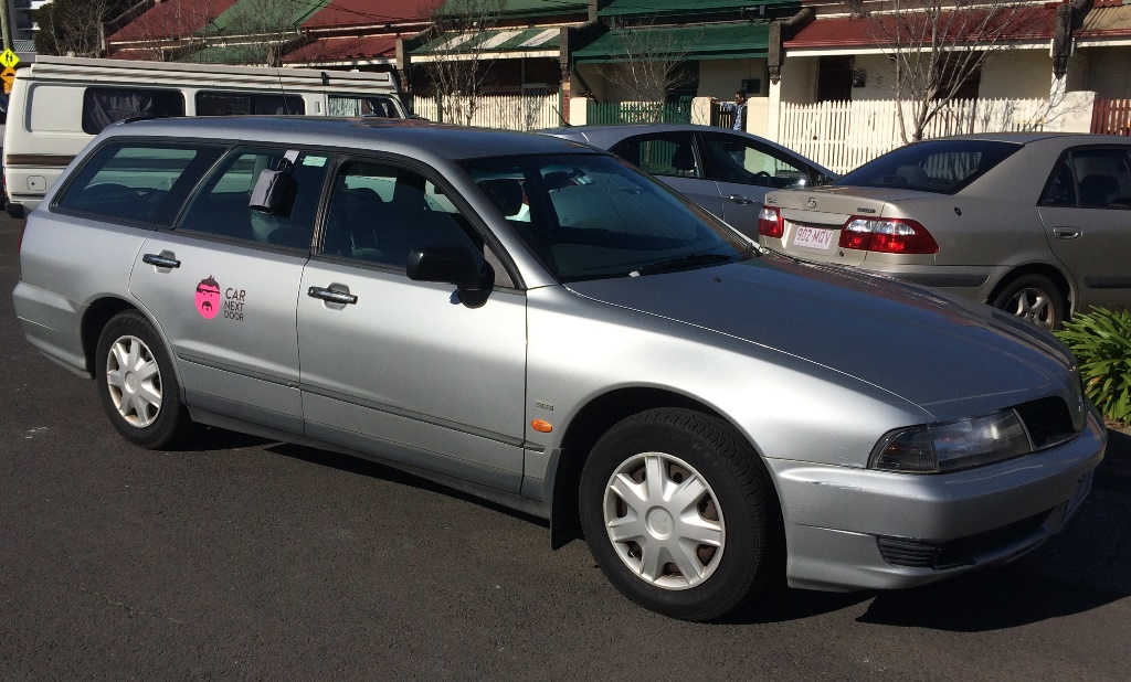 Picture of Jennie's 2002 Mitsubishi Magna