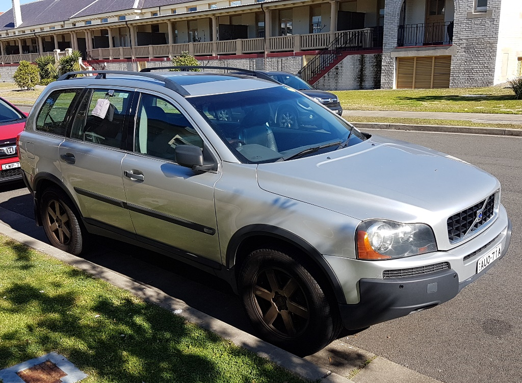 Picture of Saiful's 2005 Volvo XC90