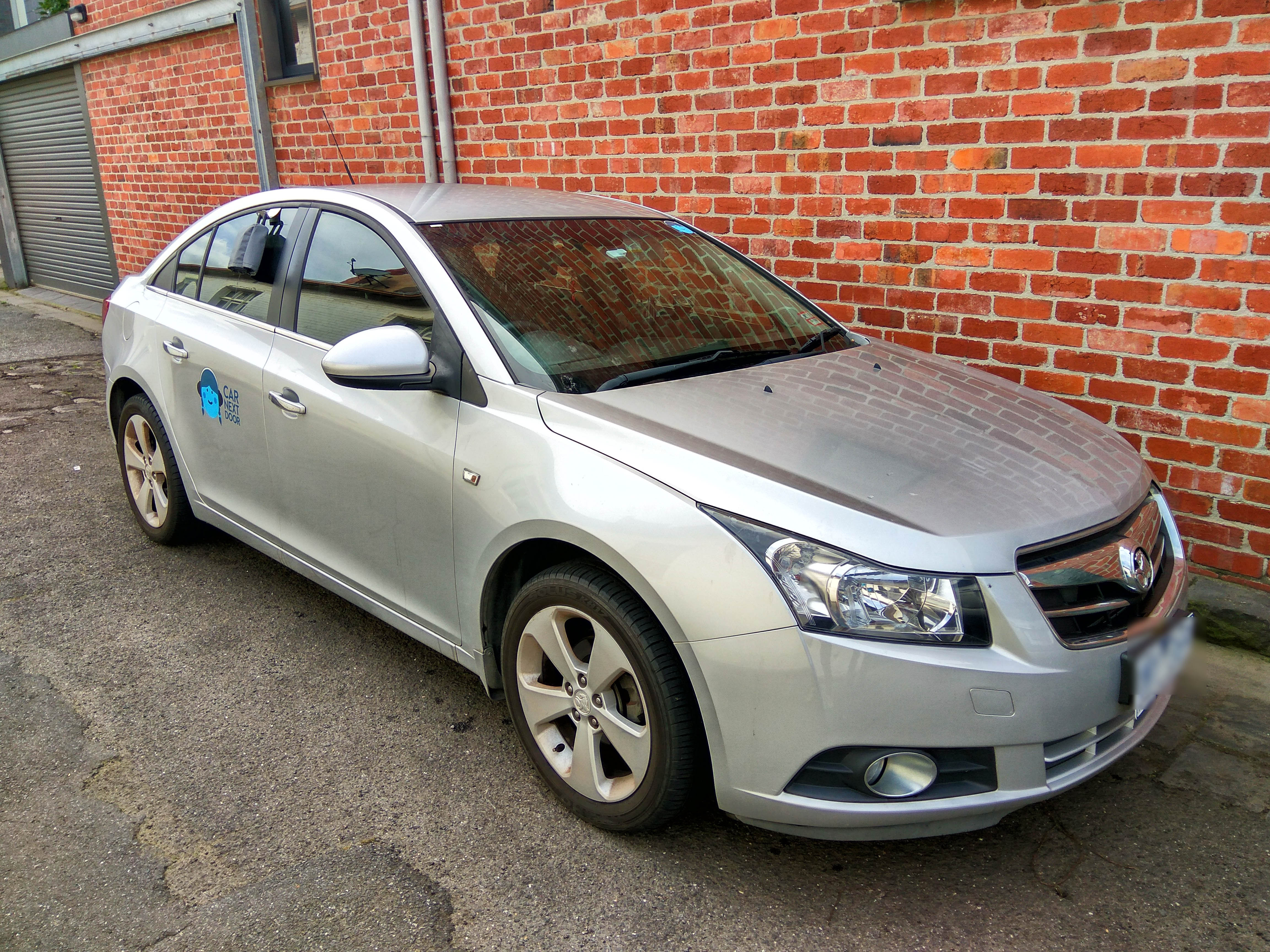 Picture of Rachael's 2010 Holden Cruze CDX