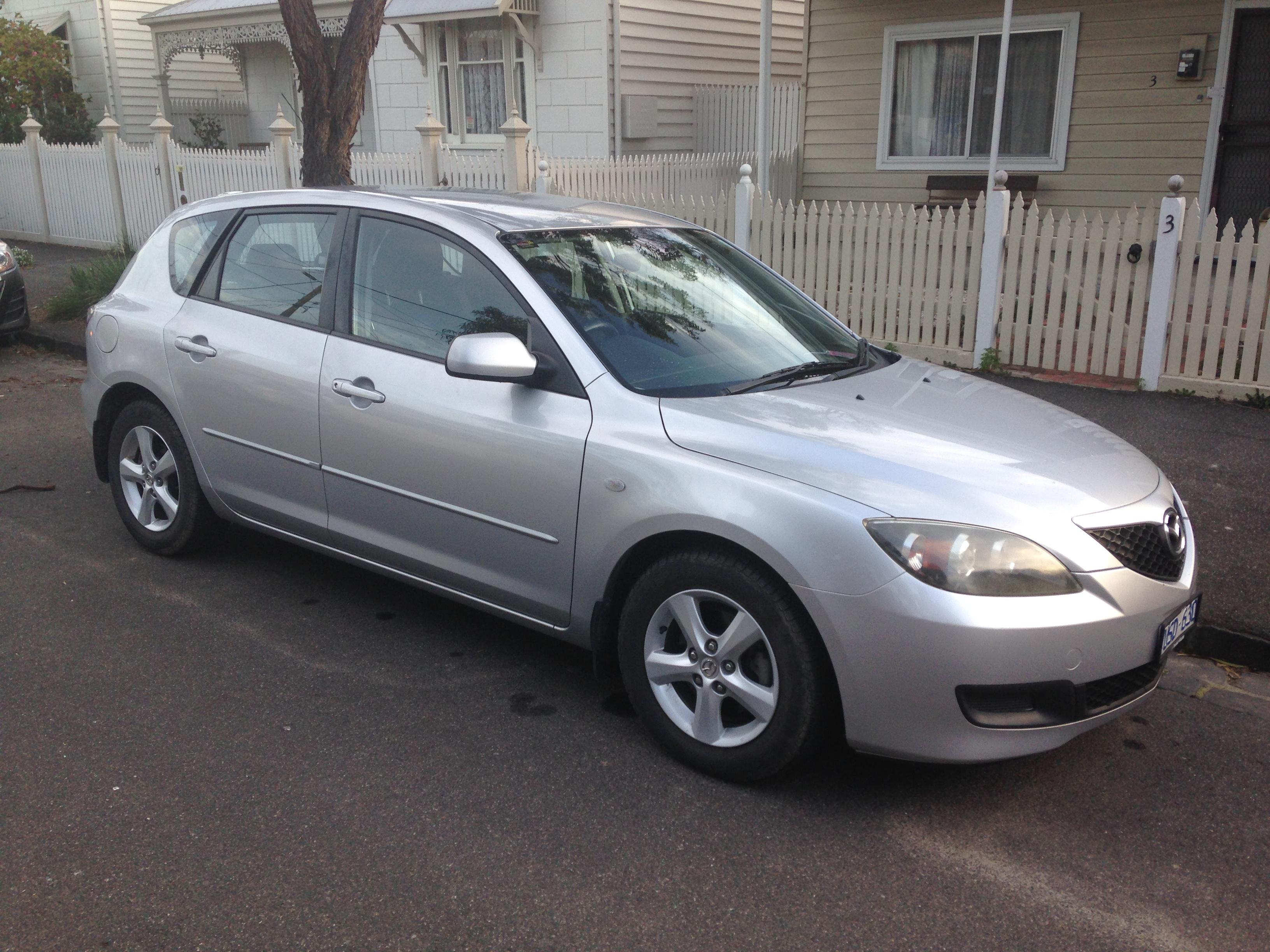 Picture of Georgia's 2007 Mazda 3