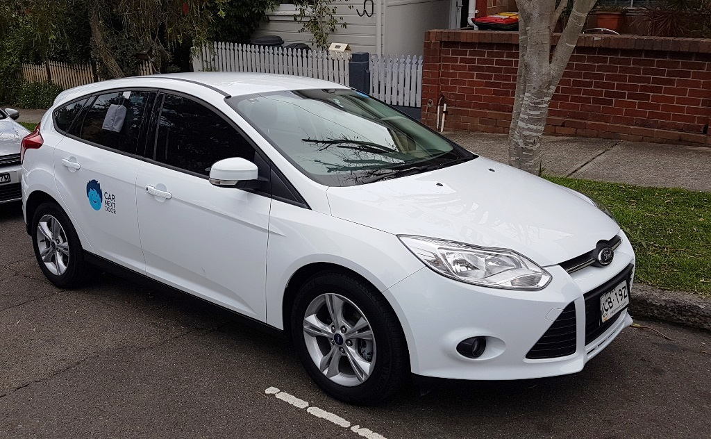 Picture of Roman's 2014 Ford Focus