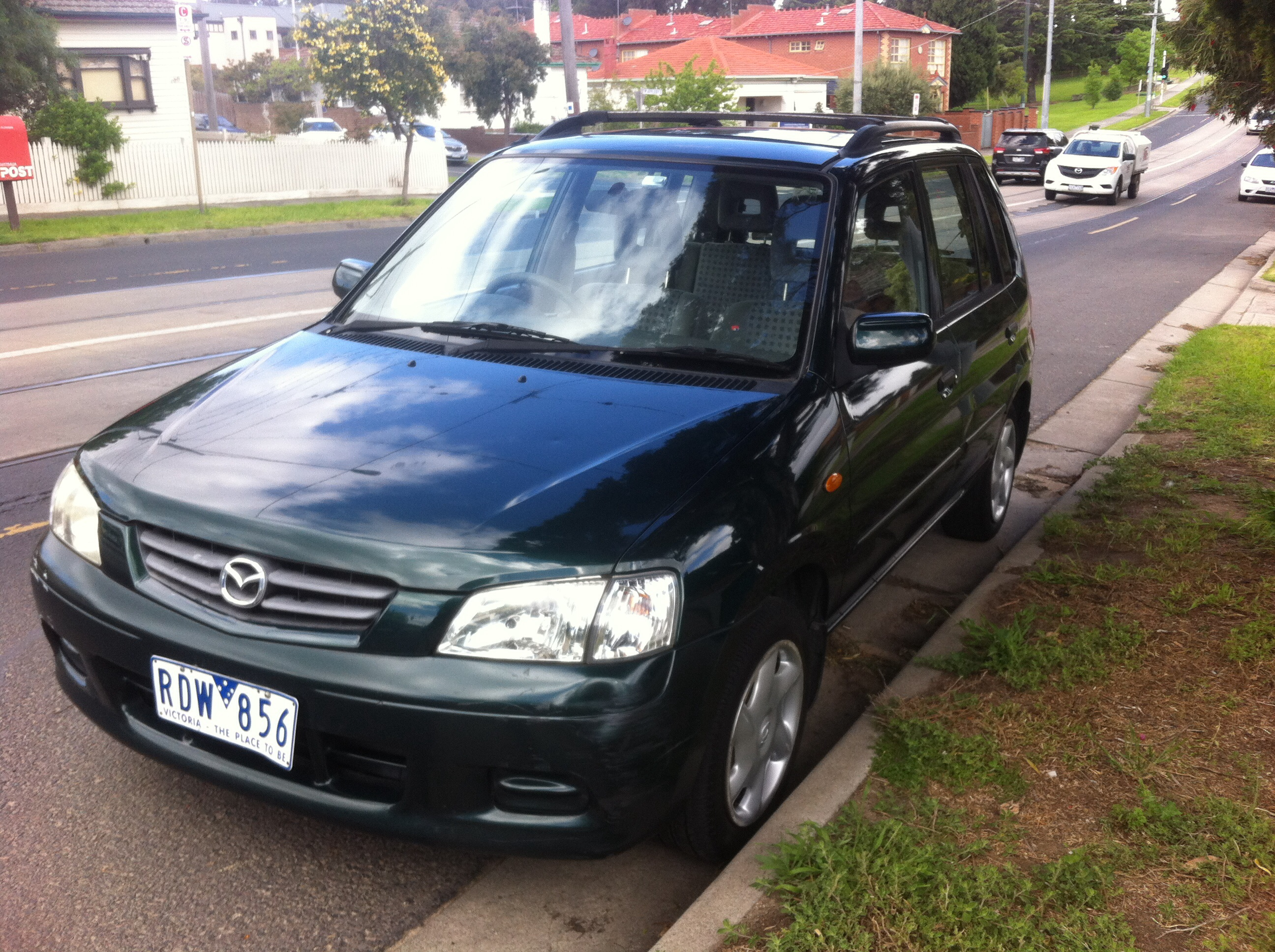 Picture of Anne's 2001 Mazda 121