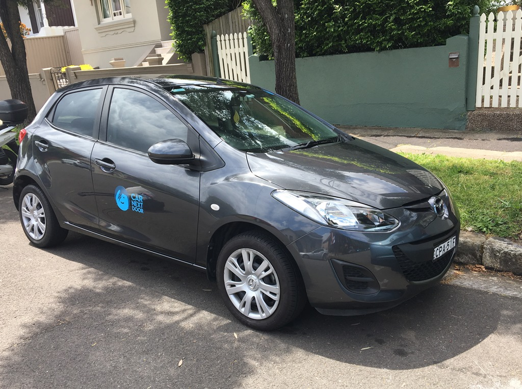 Picture of Nagore 's 2013 Mazda 2
